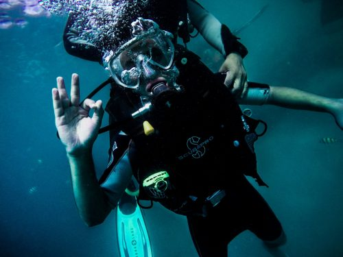 Padi openwater cursus