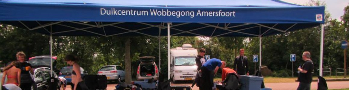 Duikschool Wobbegong Header