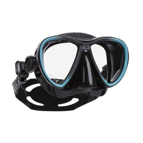 Scubapro-Synergy Twin Trufit-masker-Turquoise zwart-wobbegong-Duiken