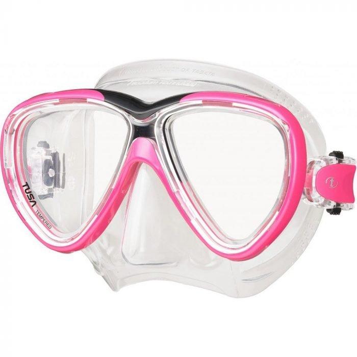 Tusa-Freedom One-masker-M211 HP-wobbegong-duiken