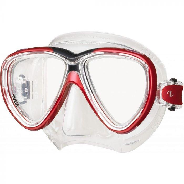 Tusa-Freedom One-masker-M211 MDR-wobbegong-duiken