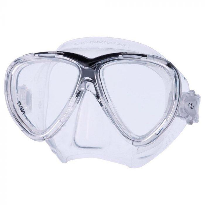 Tusa-Freedom One-masker-M211 T_BK-wobbegong-duiken