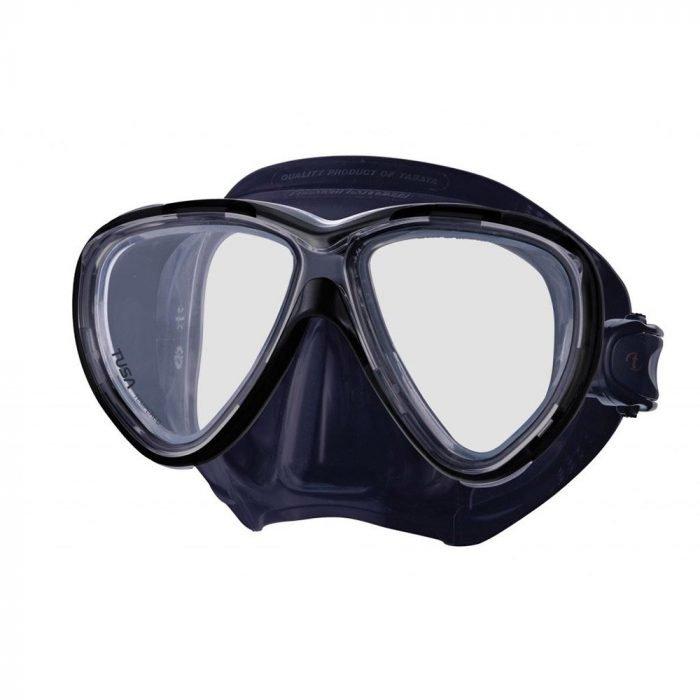 Tusa-Freedom One-masker-M211QB BK-wobbegong-duiken