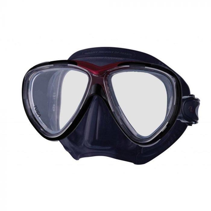 Tusa-Freedom One-masker-M211QB BK_MDR-wobbegong-duiken