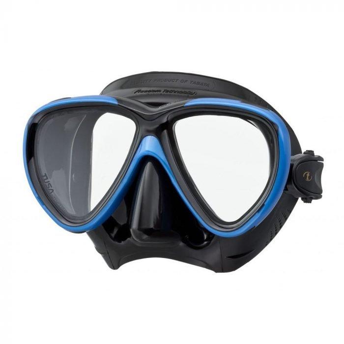 Tusa-Freedom One-masker-M211QB FB-wobbegong-duiken