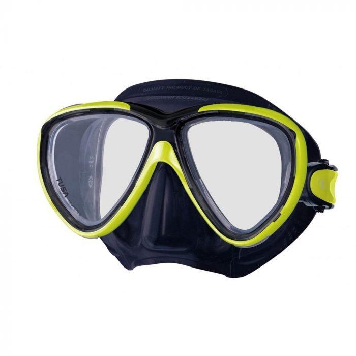 Tusa-Freedom One-masker-M211QB FY-wobbegong-duiken