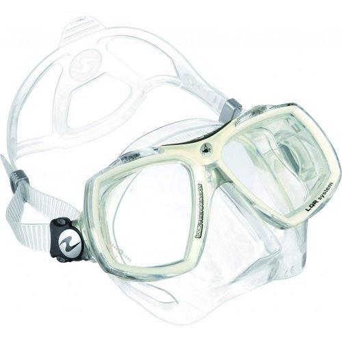 Aqua Lung-Look 2-Masker-TS Arctic White-wobbegong-Duiken