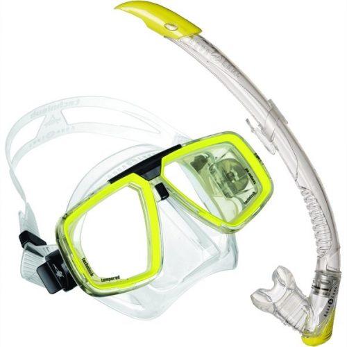 Aqua Lung masker snorkel