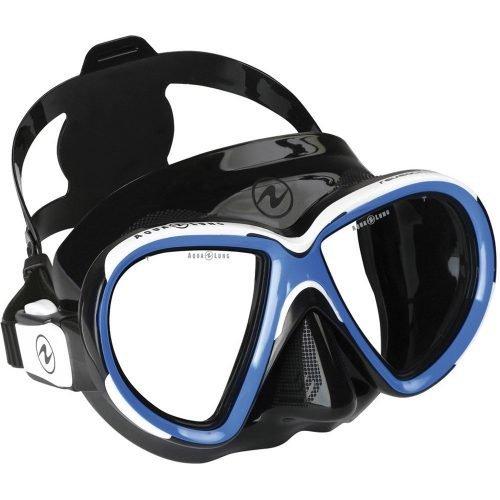 Aqua Lung-Reveal X2-Masker-BS White_Blue-wobbegong-Duiken