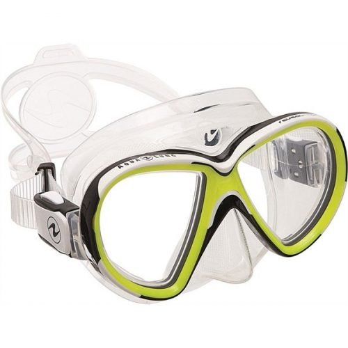 Aqua Lung-Reveal X2-Masker-TS Hot Lime-wobbegong-Duiken