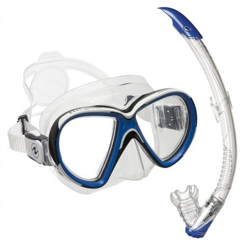 aqualung x2 reveal snorkelset
