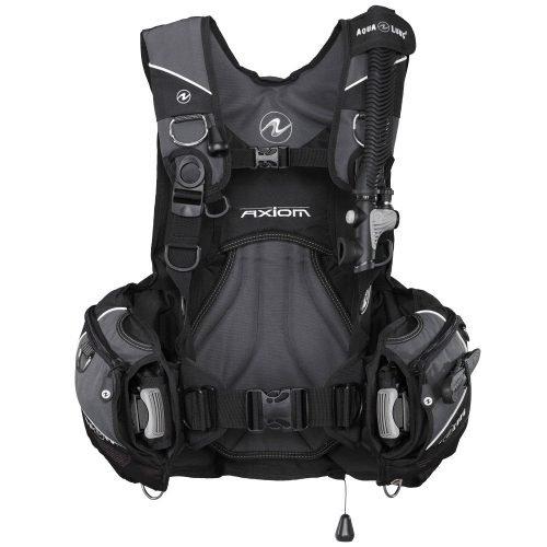 Aqua Lung-axiom_front-BCD-Trimvest-wobbegong-duiken