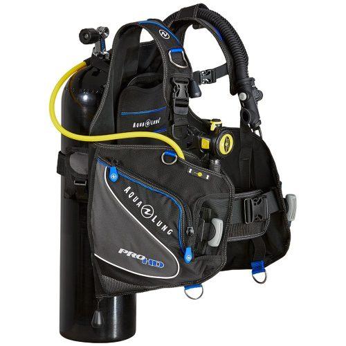 Aqua Lung-pro_hd_octo-BCD-Trimvest-wobbegong-duiken