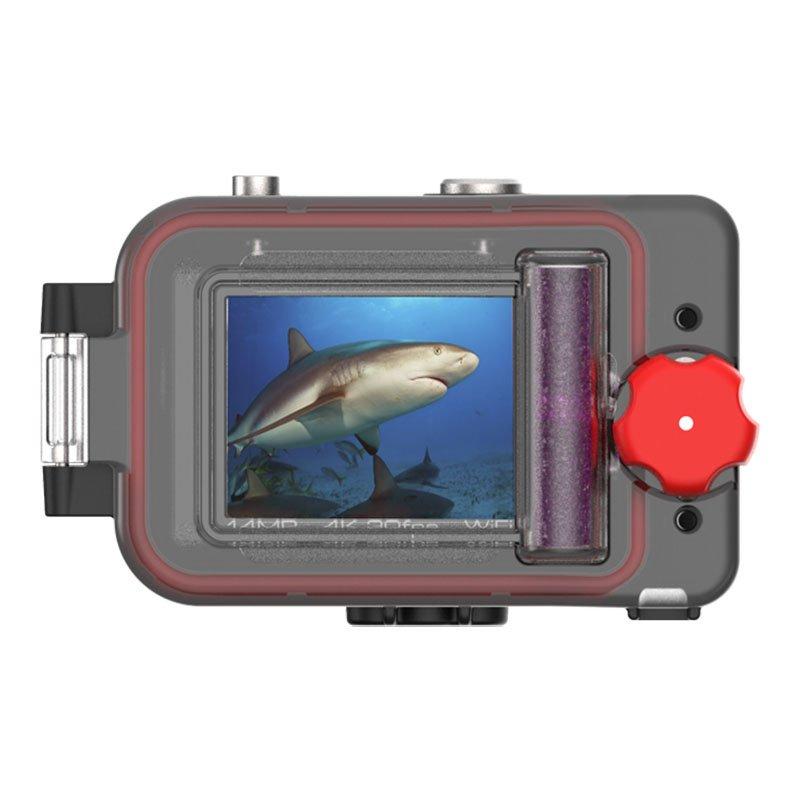 Sealife-Reefmaster RM 4K SL350-Camera-wobbegong-Duiken
