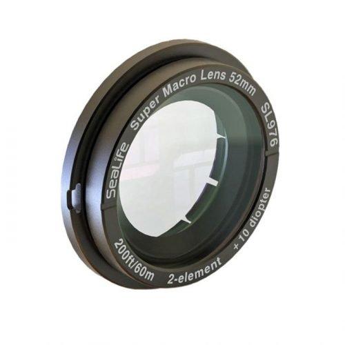 Sealife-Super Macro Lens 52mm-Lens-wobbegong-Duiken
