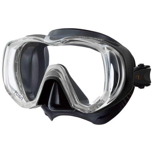 Tusa-Tri Quest-Masker-M3001QB BK-wobbegong-Duiken