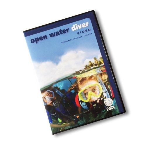 Padi openwater cursus dvd
