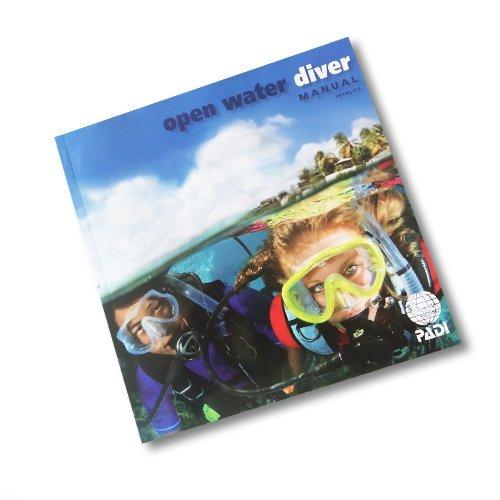 Padi Openwater cursusboek