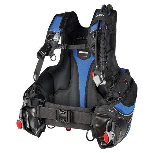 mares-prestige-sls-blauw-BCD-Trimvest-wobbegong-duiken