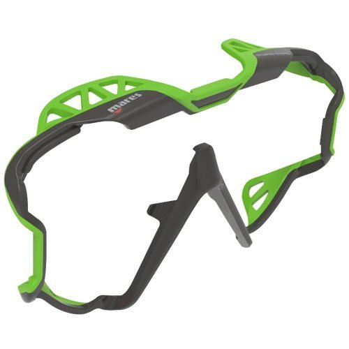 Mares-Pure Wire Frame-masker Frame-GRL-wobbegong-Duiken