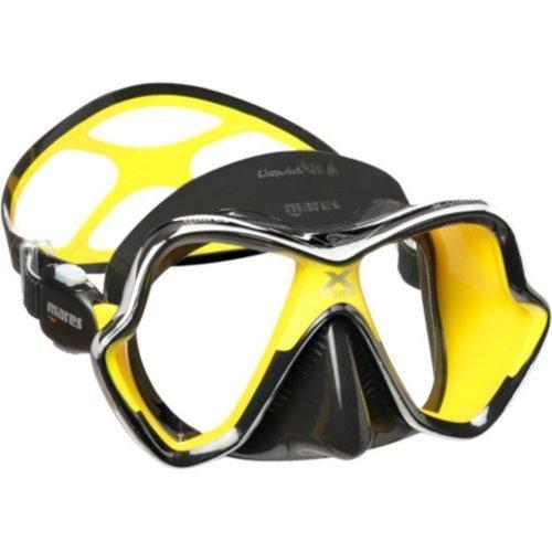 Mares-X vision Chrome Liquidskin-masker-CLYLKYLK-wobbegong-Duiken (2)