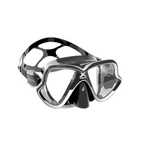 Mares-X vision MID 2.0-masker-BKBWK-wobbegong-Duiken
