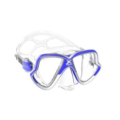 Mares-X vision MID 2.0-masker-BLWCL-wobbegong-Duiken