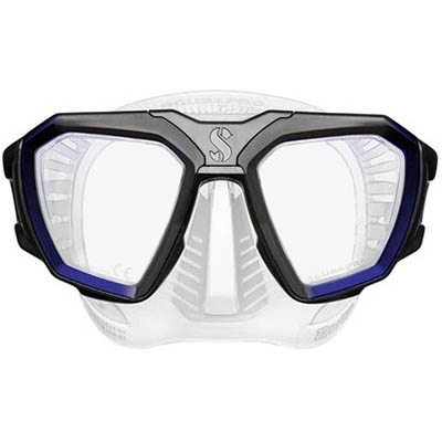 scubapro-d-mask-blue-clr-skirt-size-s-masker-duiken-wobbegong
