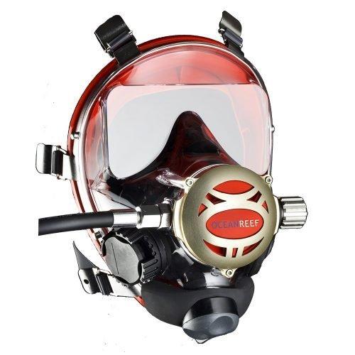 Oceanreef-iron mask-volgelaatsmasker-duiken-wobbegong-2