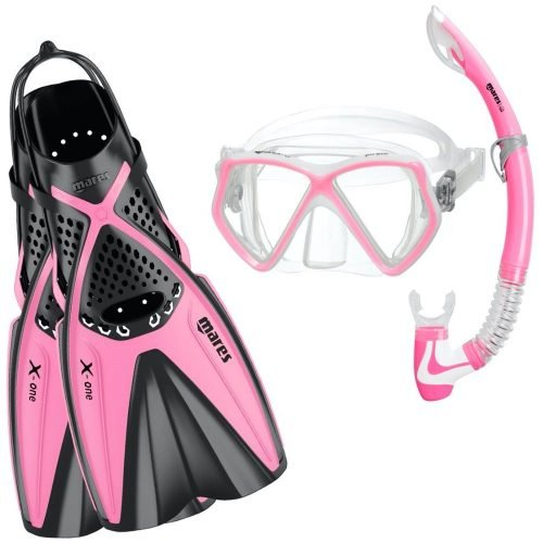 Mares X-one Pirate snorkelset