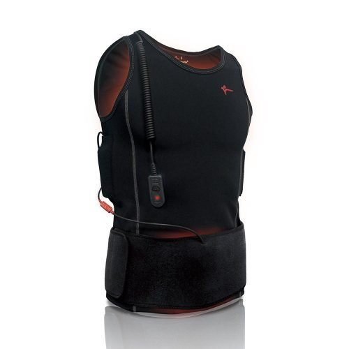 Thermalution Blue Grade + warmte vest
