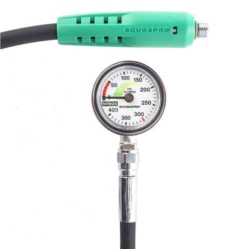 Scubapro Manometer (Pressure Gauge) Nitrox
