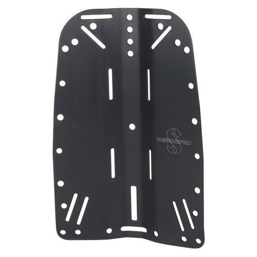 Scubapro X-Tek Backplate Aluminium