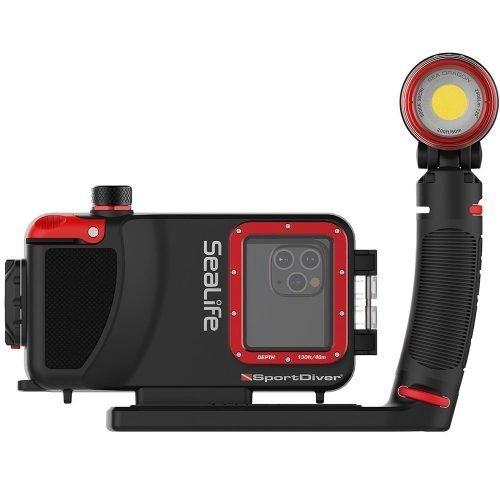 Sealife Sport Diver Pro2500 set voor Iphone (SL401)