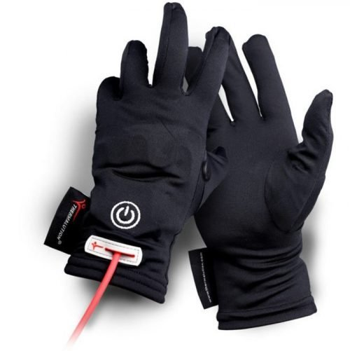 Thermalution Power Heated gloves complete set
