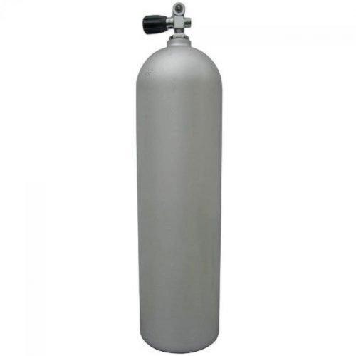 Duiktank Aluminium 7L 200 Bar Compleet