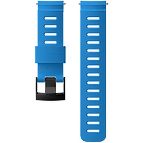 Suunto D5 24mm Dive Silicone Strap Kit Blauw Polsband