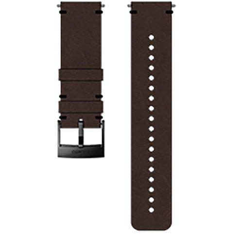 Suunto D5 24mm Urban 2 Leather Strap Kit Bruin Polsband