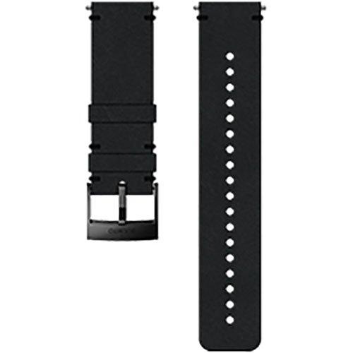 Suunto D5 24mm Urban 2 Leather Strap Kit Zwart Polsband