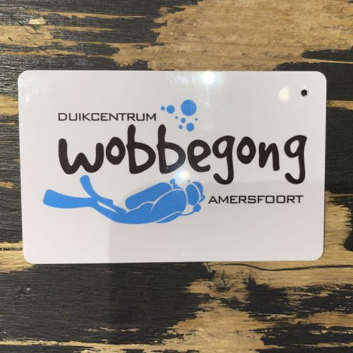 Wobbegong Cadeaubon Kadobon